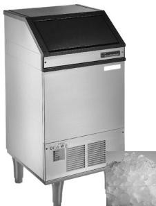 Scotsman AF103 Self-Contained Flake Ice Maker