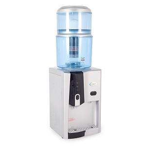 Silverline, Desktop, Hot & Cold with Purifier & Mineraliser Bottle
