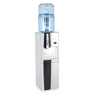 Silverline, Floor-Standing, Cold & Ambient with Purifier & Mineraliser Bottle and ambient storage cabinet.