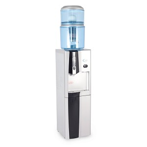 Silverline, Floor-Standing, Hot & Cold with Purifier & Mineraliser Bottle and cooling storage cabinet