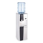 Floor Standing Bottled Water Cooler with storage