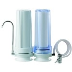 Counter Top Filtration System with tap