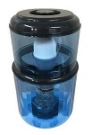 Waterbottle, Purifier & Mineraliser c/w Filters
